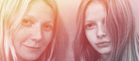 Gwyneth Paltrow y Apple Martin