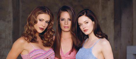 Phoebe, Paige y Piper de 'Embrujadas'