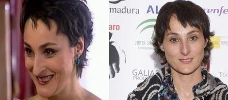 Isabel Gaudí en la serie y en la actualidad