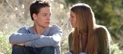 Escena de 'Everwood' entre Ephram y Amy