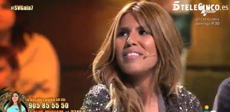 Chabelita no ha querido desvelar qué le contará a Dulce / Telecinco.es