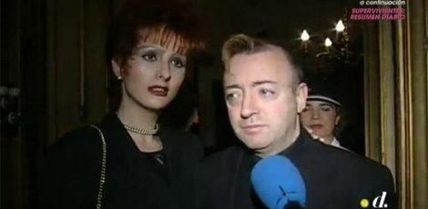 La primera aparición televisiva de Yurena junto a Paco Porras | divinity.es