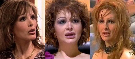 Distintos looks de Yurena a mediados de los años dos mil | Telecinco