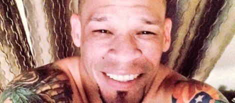 Selfie del boxeador puertorriqueño Orlando Cruz
