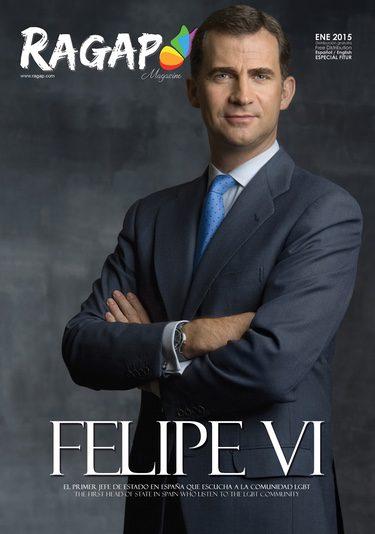 Felipe VI en Ragap