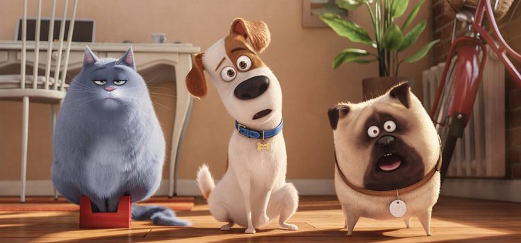Fotograma de la película 'Mascotas'
