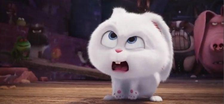Snowball, el conejito de 'Mascotas'