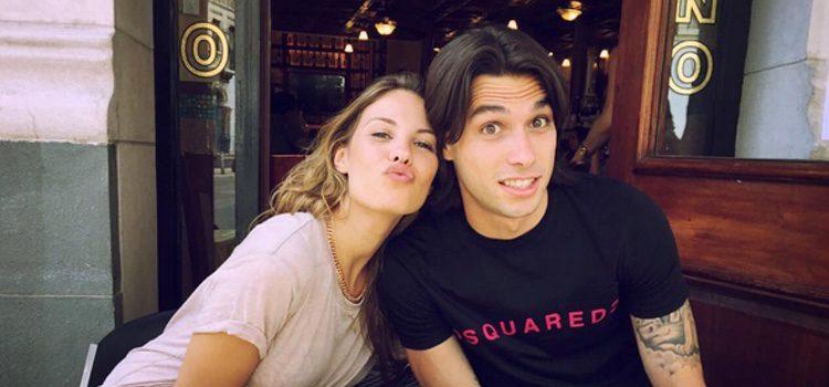 Jessica Bueno y Jota Peleteiro, todo amor / Instagram