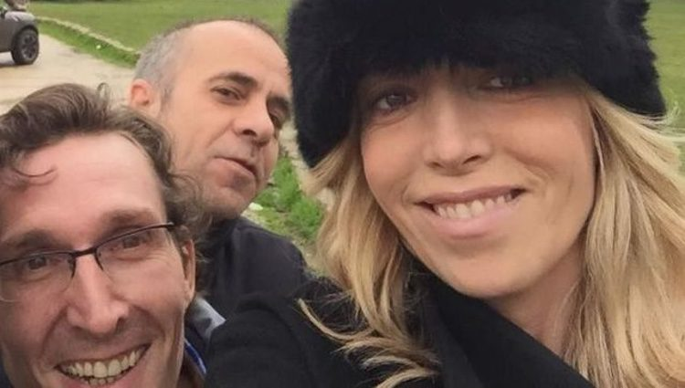 Fernando Gómez-Acebo y Nadia Halamandari