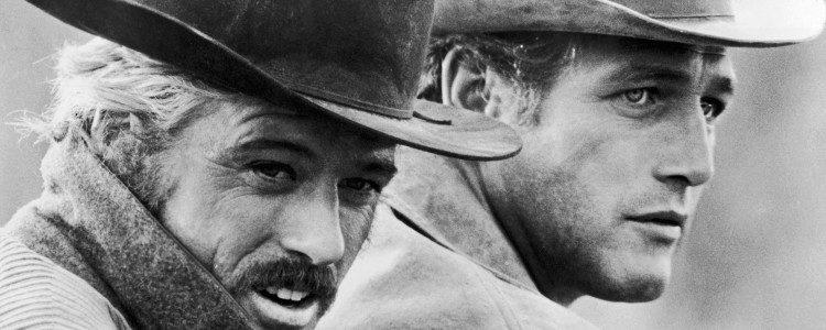 Paul Newman y Robert Redford en 'Dos hombres y un destino'