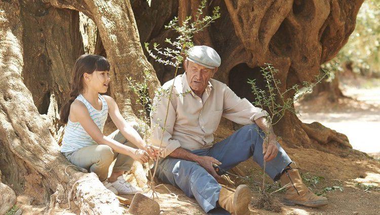 Fotograma de 'El Olivo'