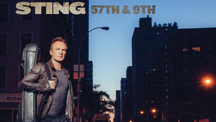 Sting nuevo disco de estudio 11 noviembre