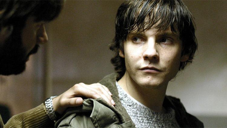 Daniel Brühl en un fotograma de la película 'Salvador (Puig Antich)'