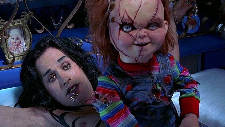 Alexis en la película 'Chucky'