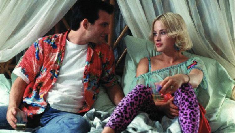 Patricia Arquette en 'Amor a quemarropa'