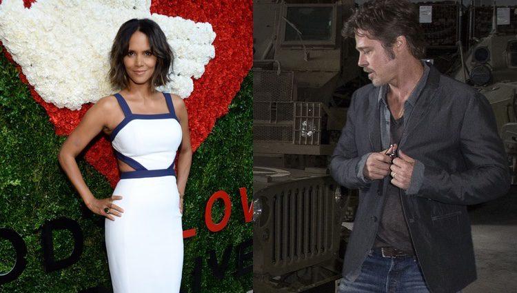 Halle Berry y Brad Pitt haría una pareja de guapos