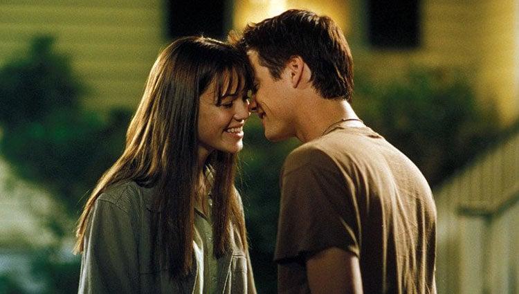 Fotograma de la película 'Un paseo para recordar'