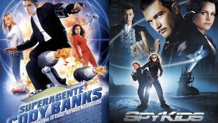 Cody Banks y los hermanos Cortez, los espías más jóvenes del cine