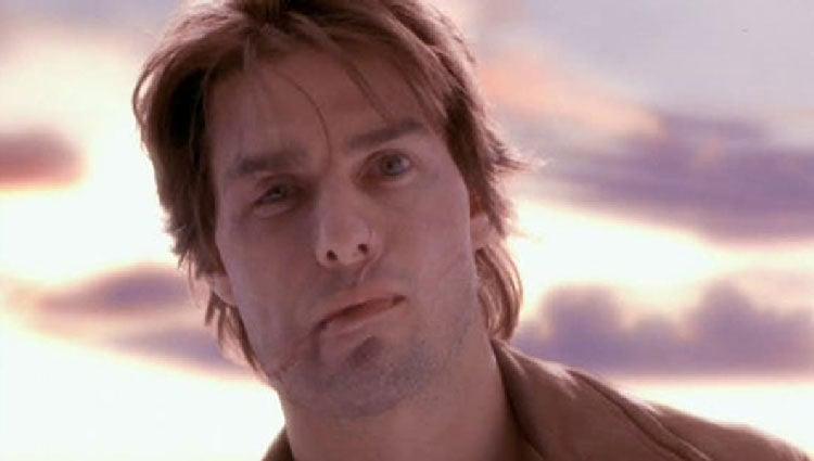 Tom Cruise en 'Vanilla Sky'