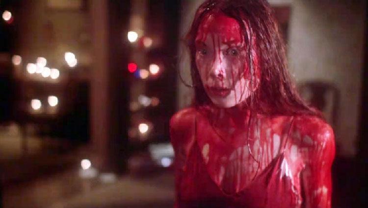 Sissy Spacek protagonizando 'Carrie'