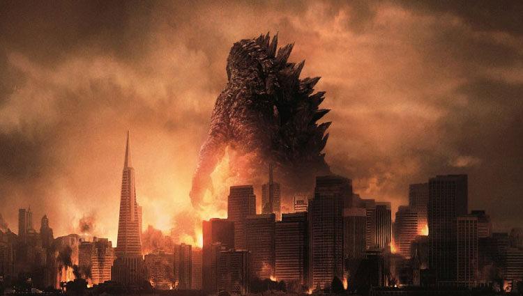 Remake de 2014 de Godzilla