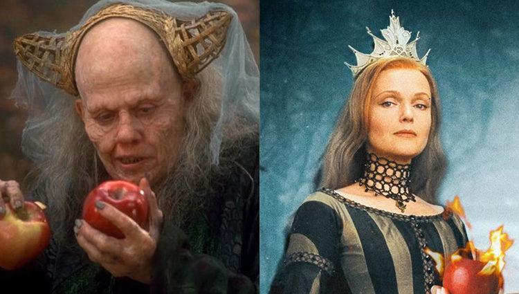 Las versiones de la villana de Sigourney Weaver y Miranda Richardson