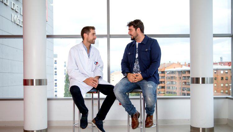 Antonio Orozco y Adrián Valleja implicados en el proyecto 'Huellas by Fluchos'