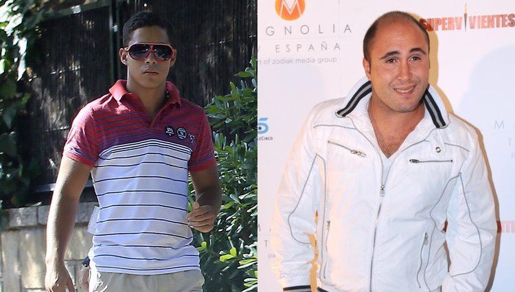 José Fernando y Kiko Rivera