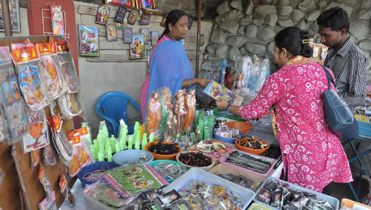 Indios y sus símbolos religiosos