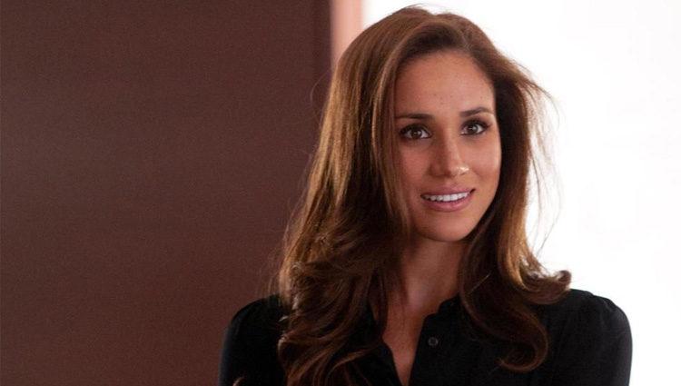 Meghan Markle es Rachel Zane en la serie de la NBC 'Suits'