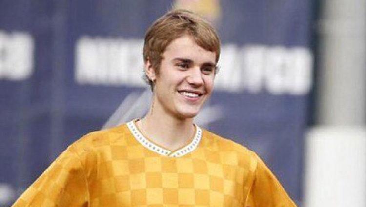 Justin Bieber durante su visita Barcelona   Instagram