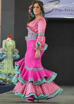 Anabel Pantoja, Chabelita y Raquel Bollo y su hija, modelos por un día en un desfile benéfico