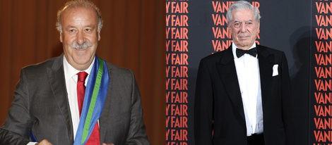 El Marqués de Del Bosque y el Marqués de Vargas Llosa