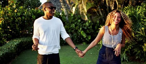 Beyoncé y Jay-Z se dieron el 'sí quiero' hace cuatro años