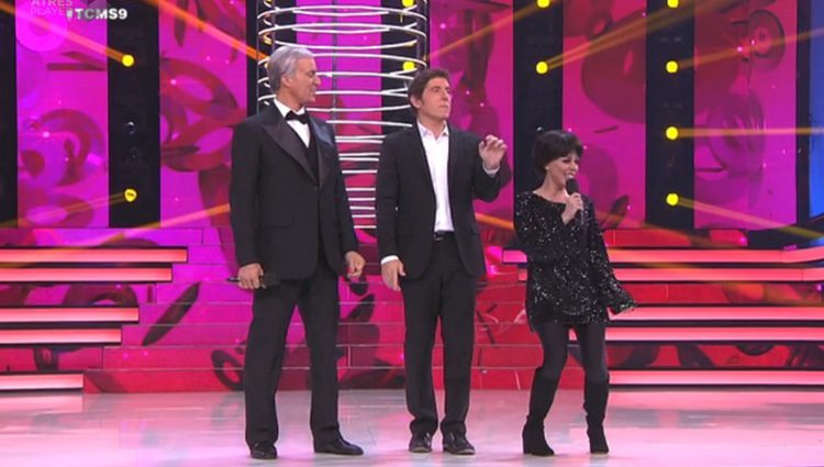 Beatriz Luengo y Pablo Puyol en 'TCMS' / Imagen: atresplayer.com