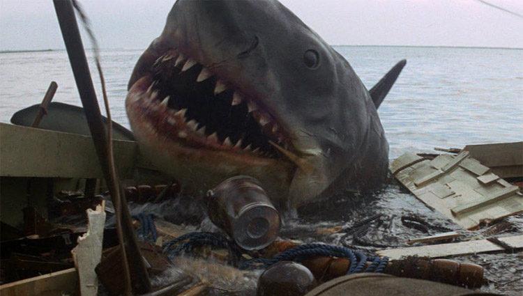 Fotograma de la película de 1975 'Tiburón' ('Jaws')