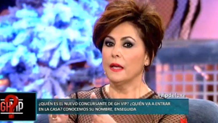 Irma Soriano confirma que Toño Sanchís le mandó un mensaje / Telecinco.es