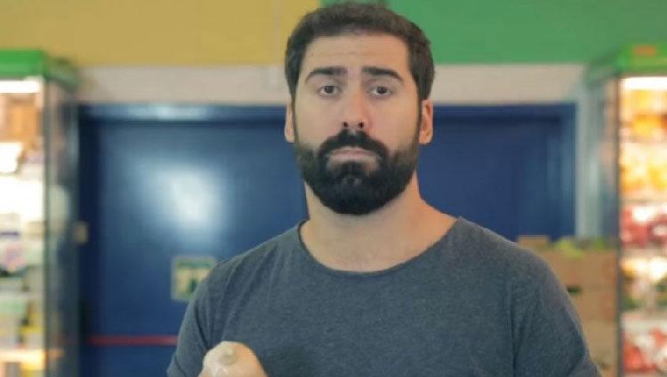 Jorge Cremades en uno de sus vídeos