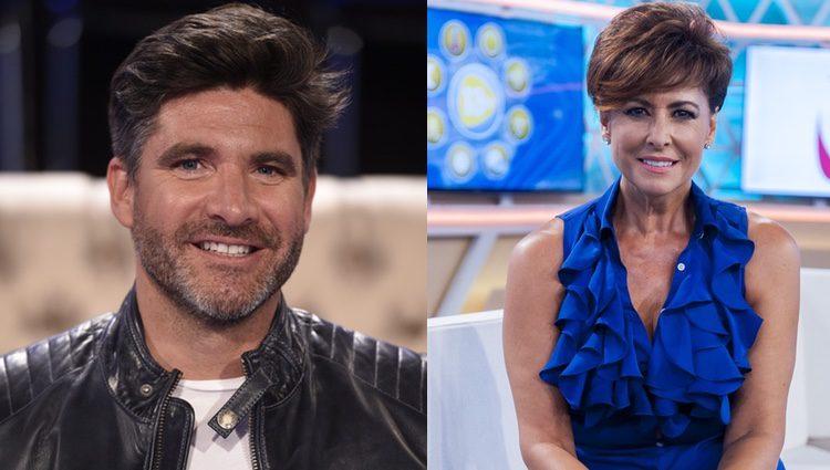 Toño Sanchís e Irma Soriano, primeros concursantes