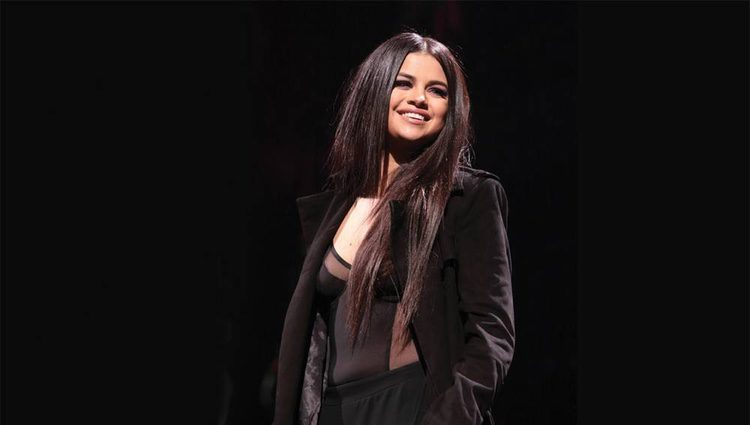 Selena Gomez durante su gira 'The Revival Tour'
