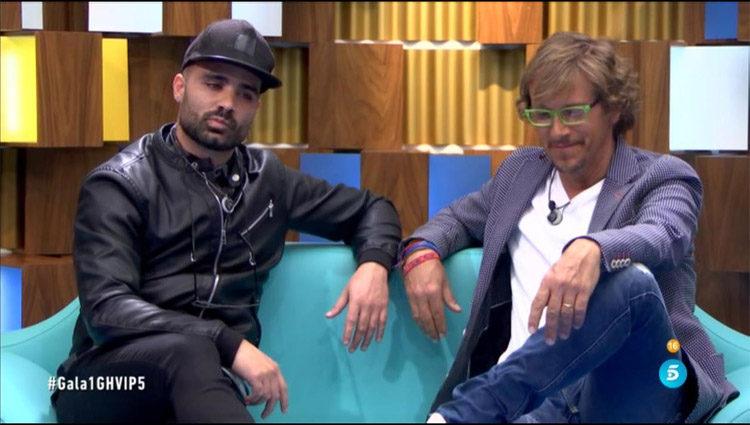Tutto Durán y Alejandro Abad se conocen en el confesionario | telecinco.es
