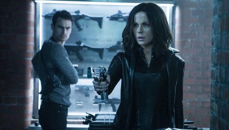 Kate Beckinsale y Theo James protagonizan 'Underworld: Guerras de sangre', quinta y última entrega de la saga