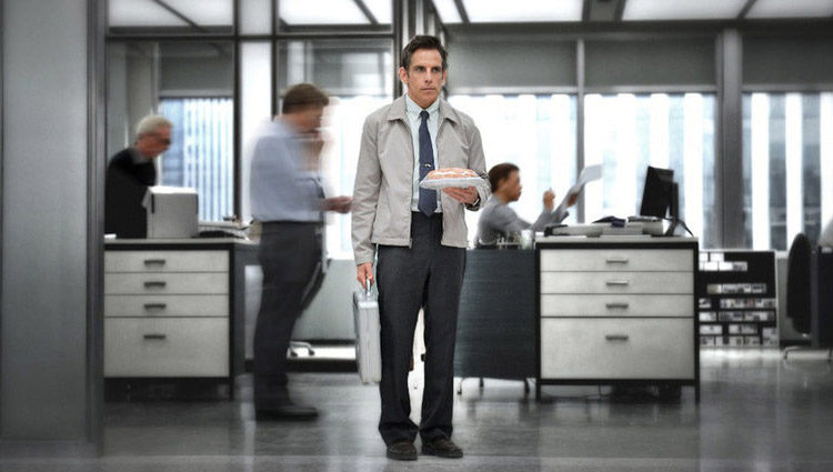 Ben Stiller, director y protagonista de 'La vida secreta de Walter Mitty