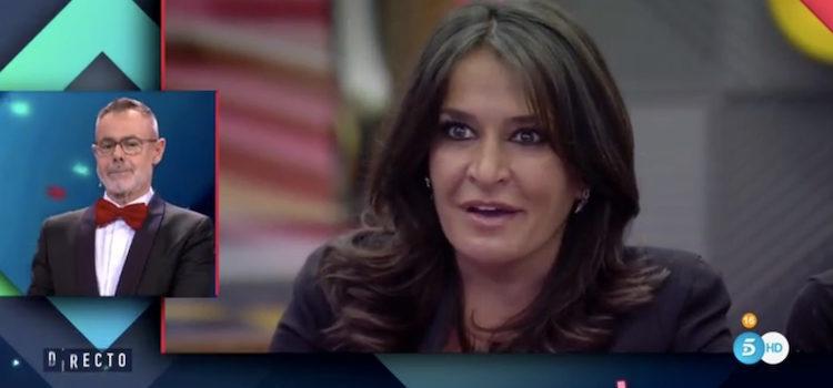 Aída Nizar sorprendida de pertenecer al equipo de señores en 'GHVIP5'/ Telecinco