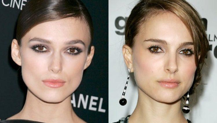 Keira Knightley versus Natalie Portman
