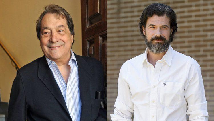 Sancho Gracia y Rodolfo Sancho