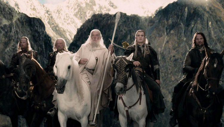 Fotograma de 'El señor de los anillos'/ eCartelera.com