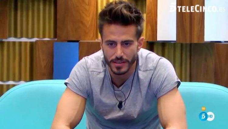Marco recuerda a su novia en el confesionario | telecinco.es