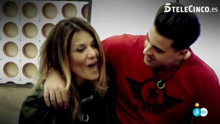 La reacción de Ivonne tras conocer los juegos de Sergio en el jacuzzi | telecinco.es