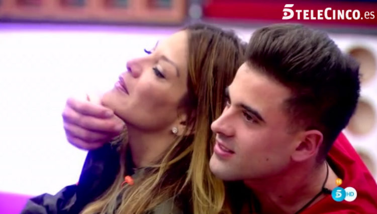 Ivonne, molesta al saber que Sergio se ha besado con otra | telecinco.es